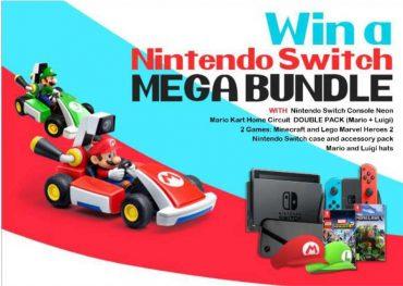 Win a Nintendo Switch!